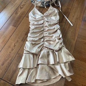 Jessica McClintock Mini Cocktail Dress